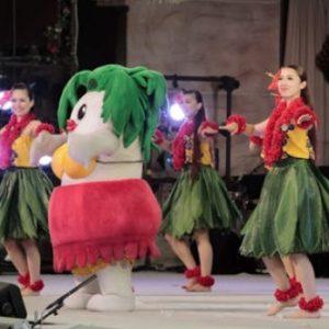 ハワイアンズ ダンス