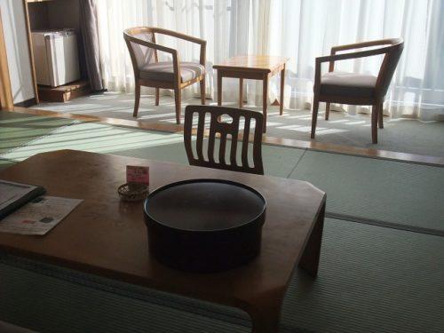ハワイアンズホテルの和室